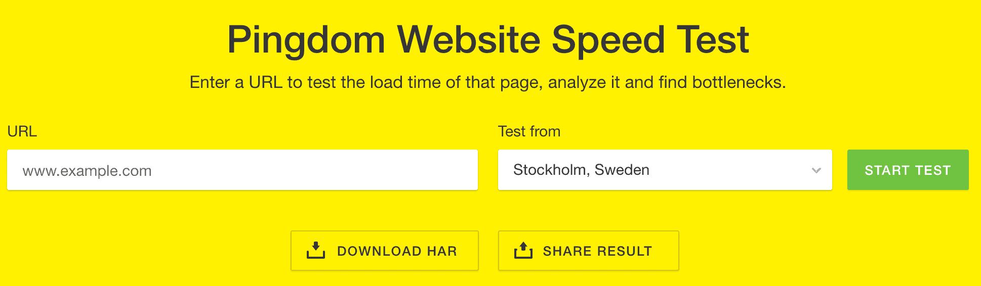 website snelheid meter als engineered marketing alternatief voor online adverteren