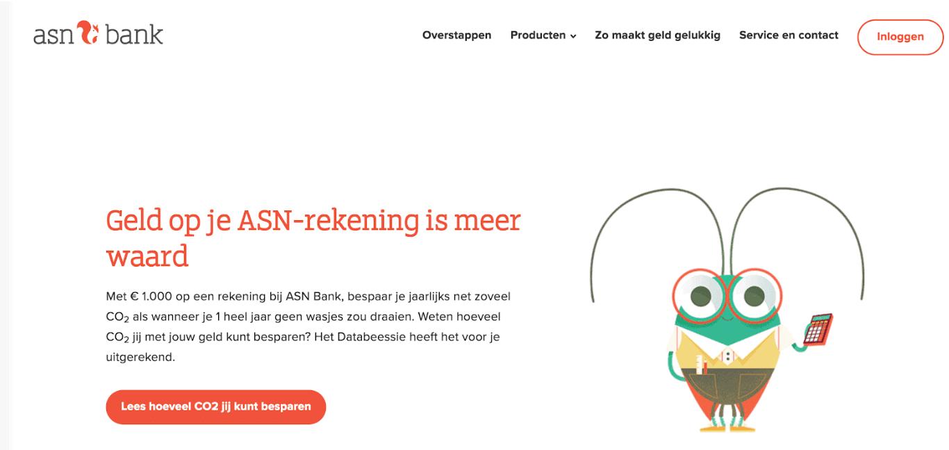ASN bank - website van het jaar winnaar, website van het jaar - wat maakt een goede website