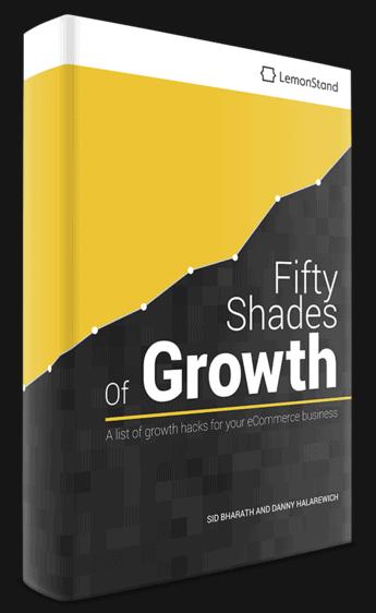 Fifty shades of growth marketing boek