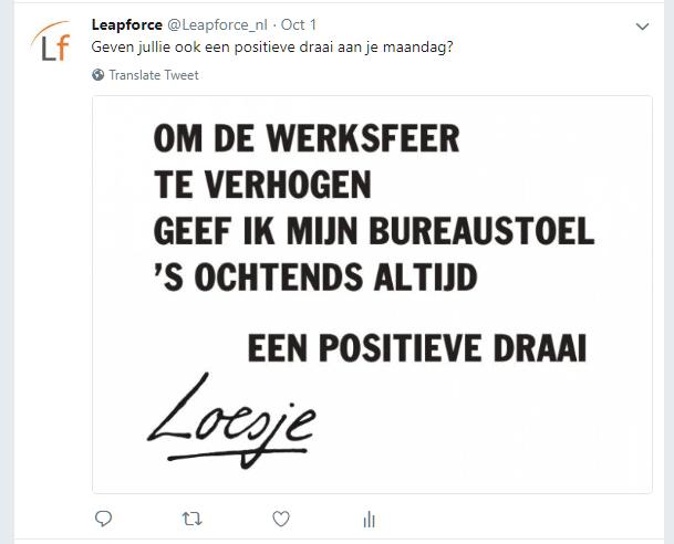 Quote Loesje