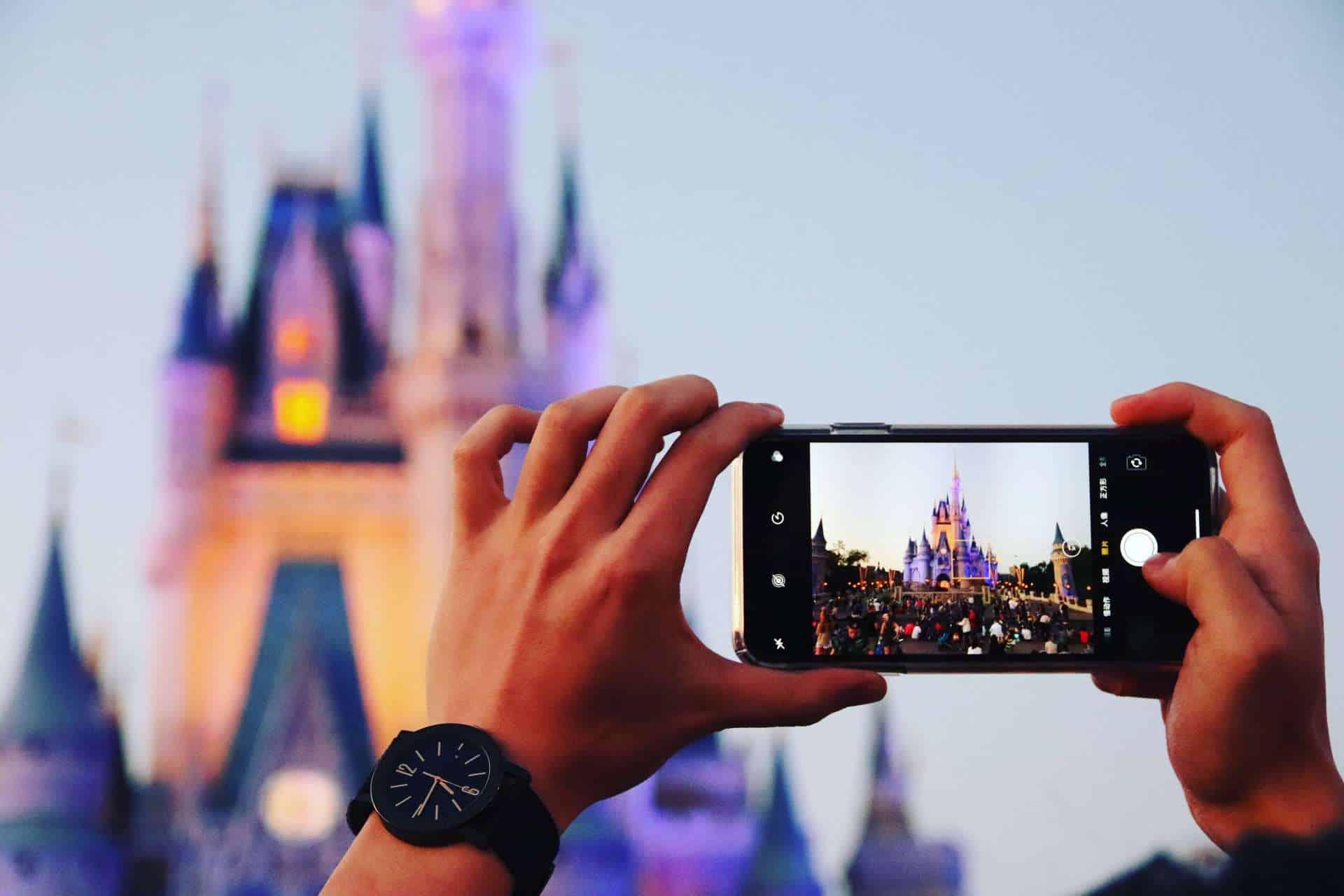 Disney omnichannel
